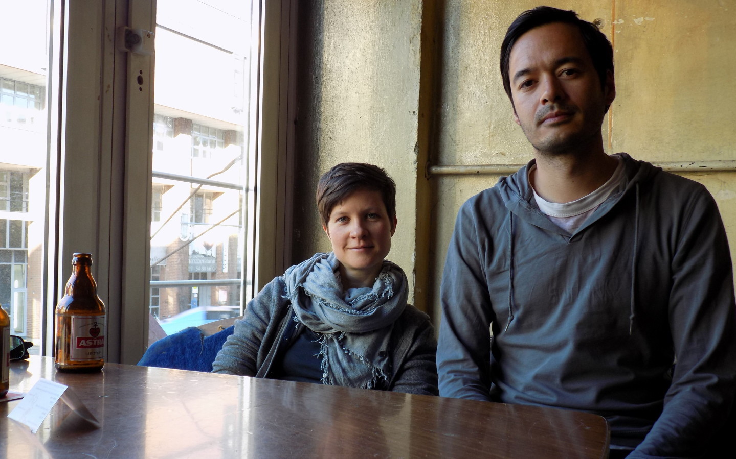 Ulrike Köppen und Robert Schöffel wollen Geschichten in ihrer natürlichen Form erzählen.