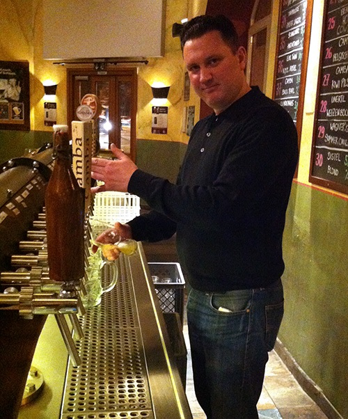 Boris Ilic Tap-House München Craft Beer