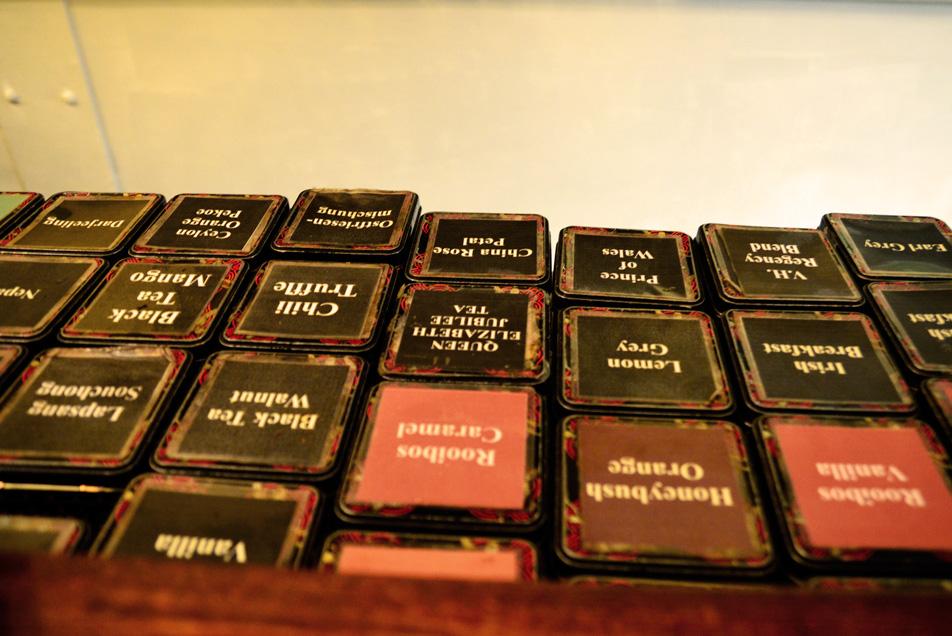 Brown's Tea Bar