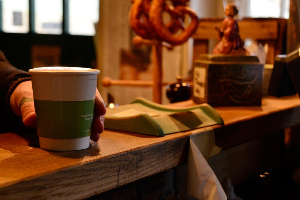 Cafés in München: Fräulein Grüneis