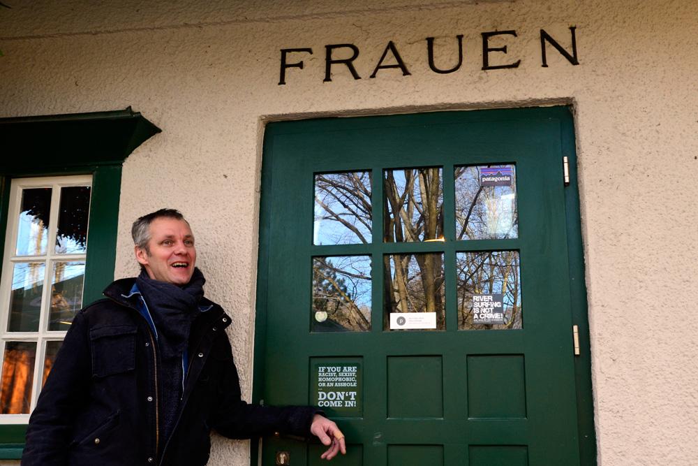 Fräulein Grüneis
