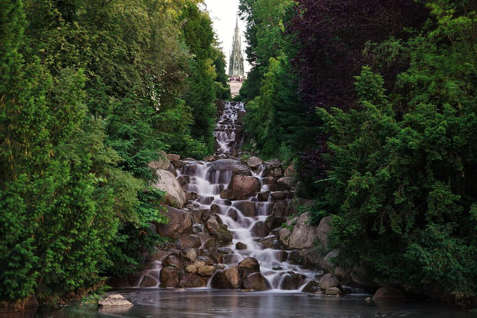 Auch das ist Berlin-Kreuzberg: Natur pur in der Hauptstadt.