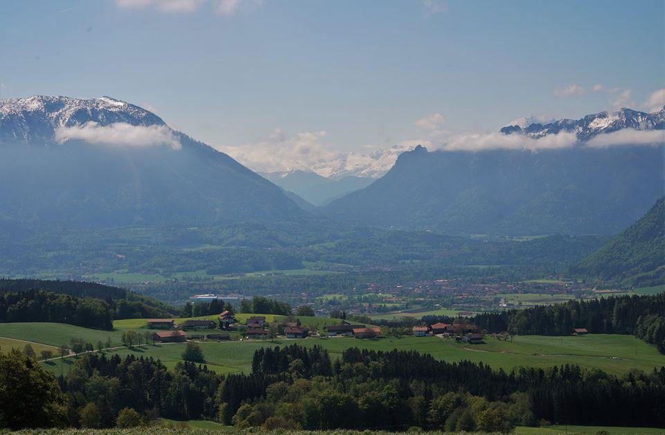 Das Berchtesgadener Land - für viele Bayern der Ruheort schlechthin.