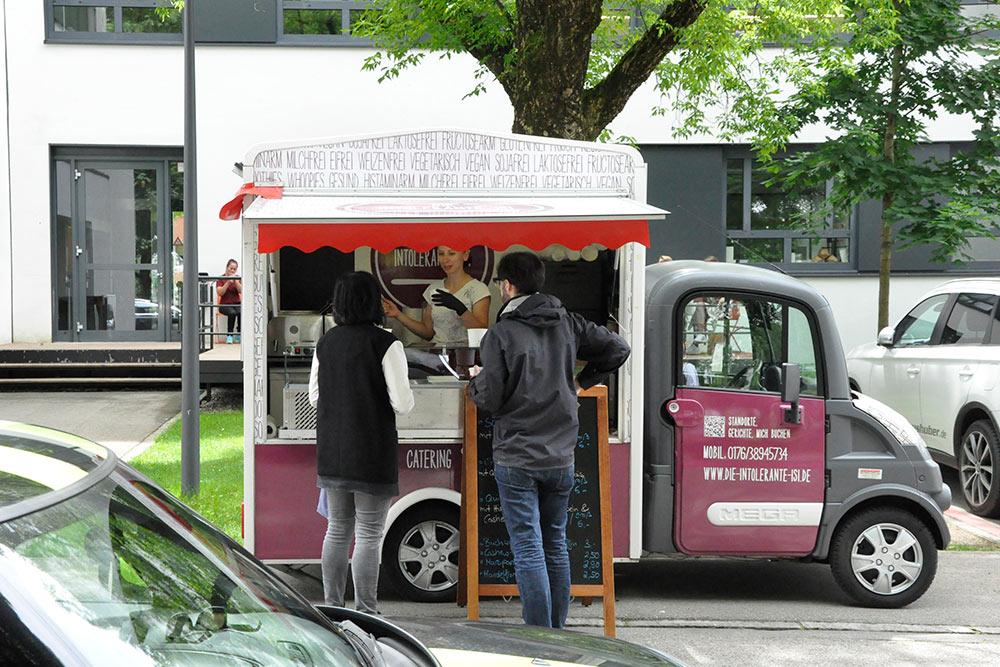 Food Trucks: Bestellung erledigt!
