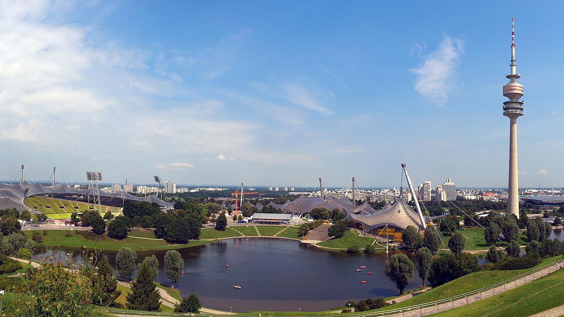 Die schönsten Münchner Parks: Der Olympiapark