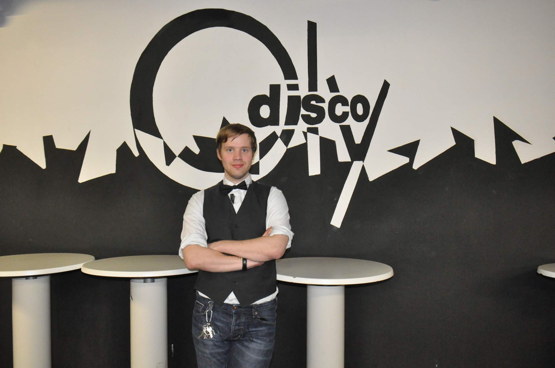 Oly-Disco und Oly-Lounge