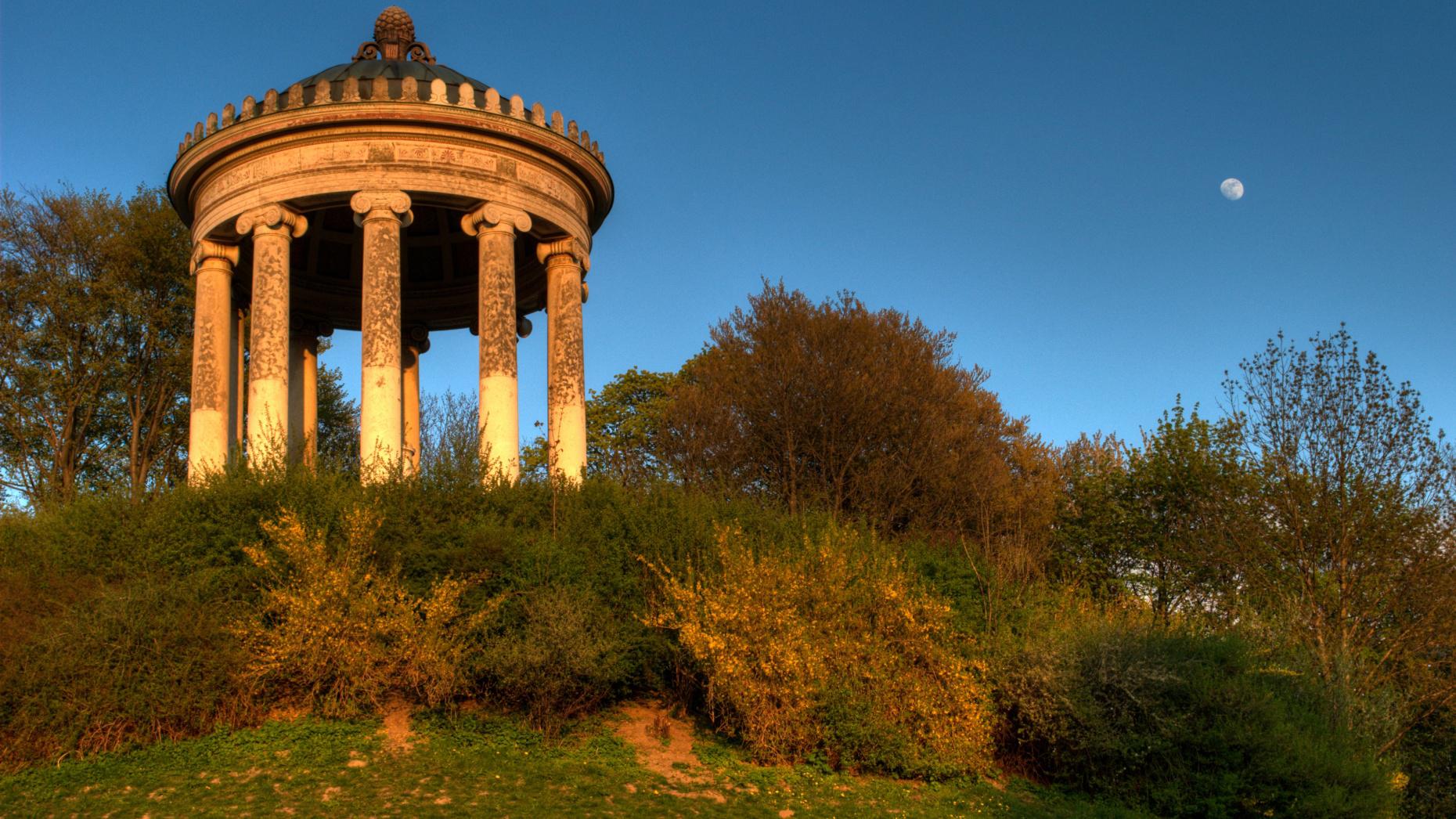 Die schönsten Münchner Parks: Der Englische Garten