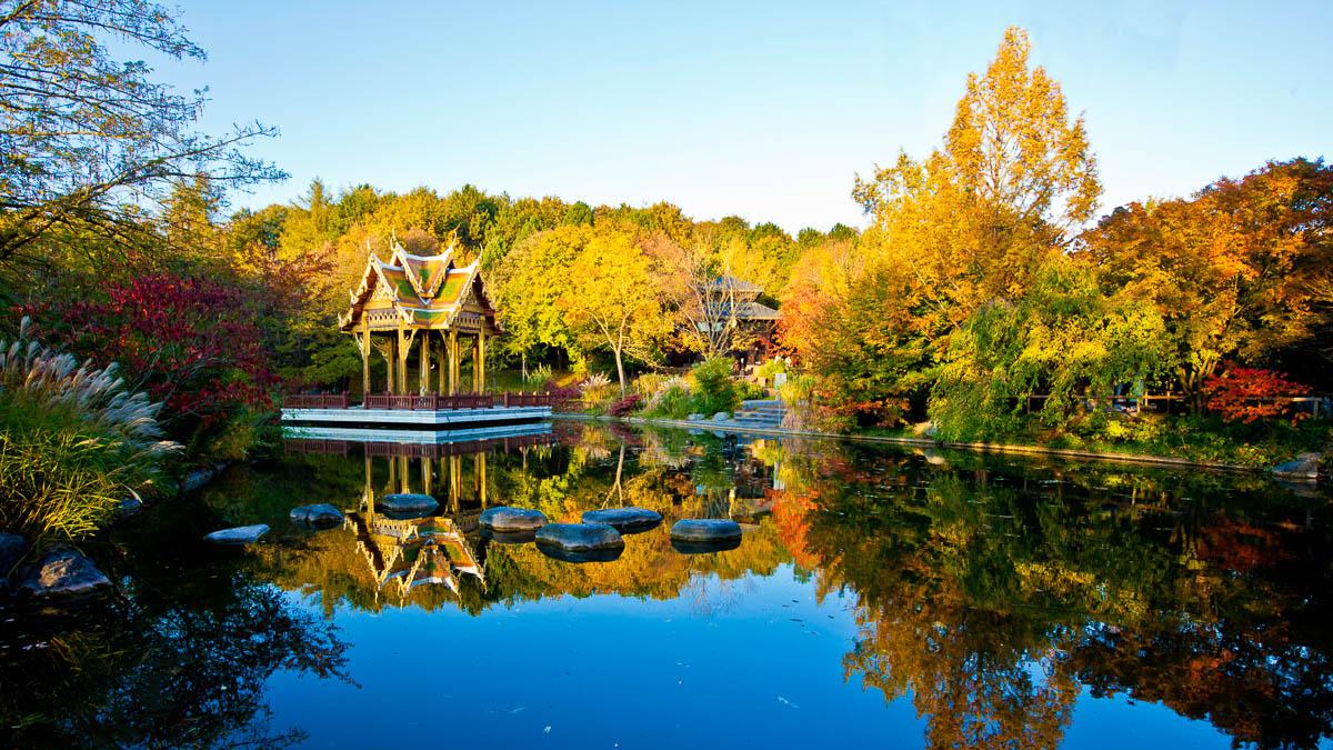 Die schönsten Münchner Parks: Der Westpark