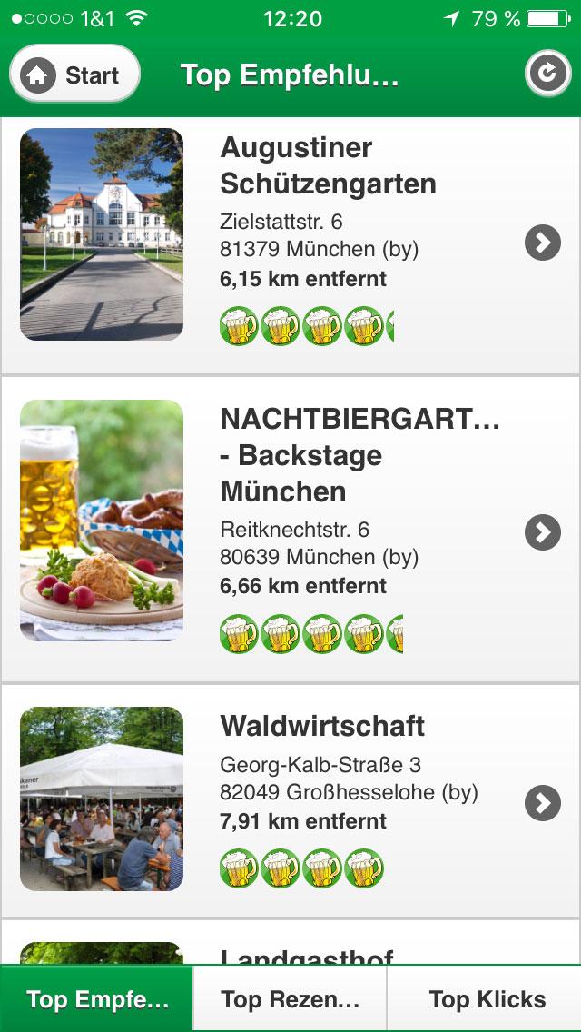 Biergartenfreunde.de für München