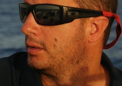 Meeresbiologe und CEO von Aquasearch